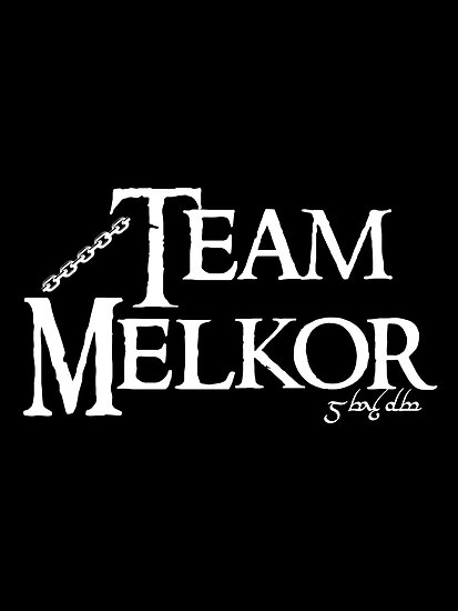 Team Melkor by nimbusnought