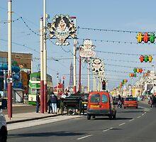 Blackpool Promenade by photoeverywhere