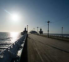 Blackpool North Pier by photoeverywhere