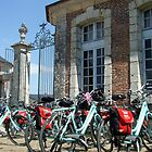 Bike ride around Loire Valley France by jase72