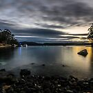 Early morning at Port Arthur ~ Tasmania by gmws