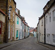 Whitby's Henrietta Street by photoeverywhere
