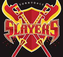 Sunnydale Slayers by mcgani