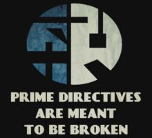The Prime Directive  by GrimmJack