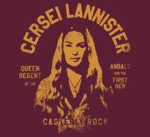 Game of Thrones Cersei Lannister by nofixedaddress