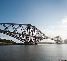 Forth Rail Bridge, Scotland by photoeverywhere