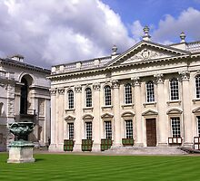 Senate House (University of Cambridge) by Kawka