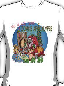 Merry Zombified Christmas T-Shirt