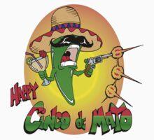 Happy Cinco de Mayo Kids Clothes