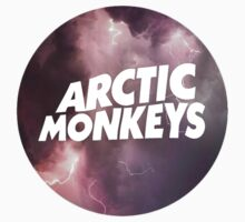 Arctic Monkeys - Lightning by ArabellaOhh