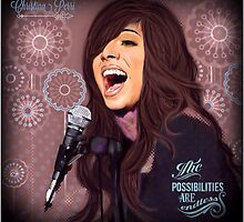 Christina Perri by themighty