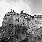 Edinburgh Castle by Milo Denison