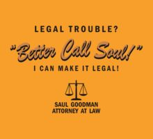 Better Call Saul by bestbrothers