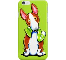 Red Bull Terrier Lets Play iPhone Case/Skin