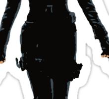 Natasha / Black Widow Sticker