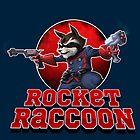 Rocket! by juanotron