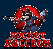 Rocket! by juanotron
