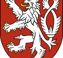 Bohemia Coat of Arms  by abbeyz71