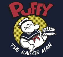 Puffy the Sailor Man by zacly