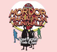 Mordor Marathon Kids Clothes