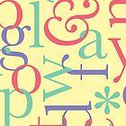 Type & Stripes: Type by mezzotessitura