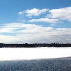 Ice & Sky by mezzotessitura