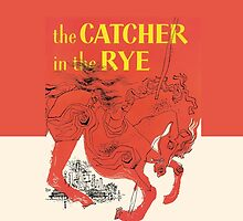 The Catcher in the Rye Book by culkatk