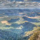 Mt Buffalo (Victoria) Panorama by Adrian Paul