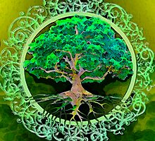 Tree of Life Hope & Happiness by treeoflifeshop