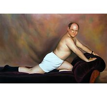 George pose Photographic Print