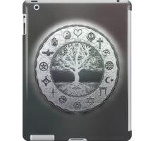 World Religions Unity Tree of Life iPad Case/Skin