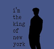 I'm The King Of New York by OliviaScenna