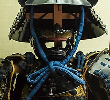 Matsumoto - Samurai armor by Quentin Jarc