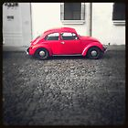 VW Love Bug by KerryPurnell