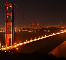 The Golden Gate by PrezMedia