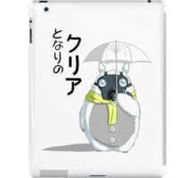 My Neighbor Clear iPad Case/Skin