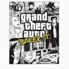 GTA: Baker St. by apitnobaka