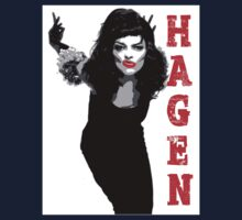 Nina Hagen by watertigerleo