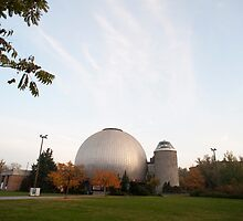 Zeiss planetarium, Berlin by photoeverywhere