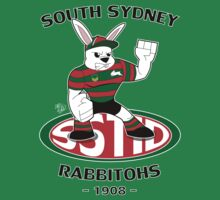 South Sydney Till I Die by DrewBird