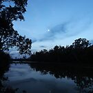 Moon on the River by Joel Bramley
