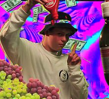 Yung Lean  by panteros