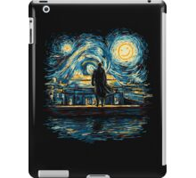 Starry Fall (Sherlock) iPad Case/Skin