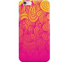 PSYCHOLINES Phone Case- CMY 3 iPhone Case/Skin