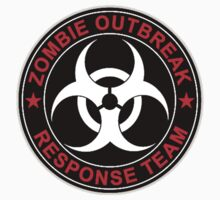 Walking Zombie Response Team Logo Walkers Dead by 8675309