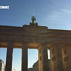 The Brandenburg Gate by SuperSteve