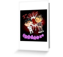 Hannibal - Second Season Greeting Card