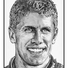 Carl Edwards in 2012 by JMcCombie