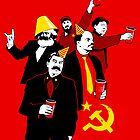 The Communist Party (variant) by Tom Burns