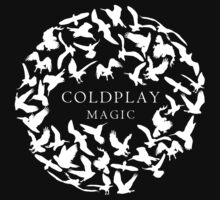 Coldplay - Magic by estellanoire
